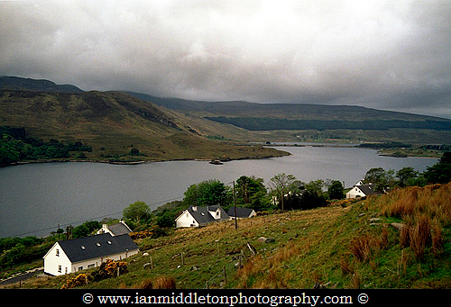 The Poisoned Glen in County Donegal, Ireland.