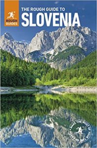 Rough guide to slovenia by Norm Longley