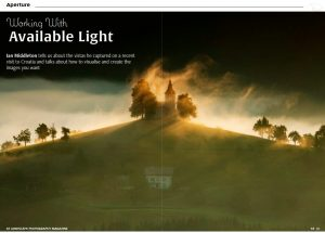Article on Photography by Ian Middleton